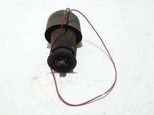 Rear axle airbag
