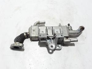 EGR valve cooler