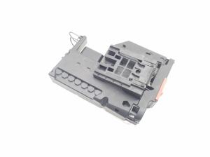 Fuse block holder under the hood