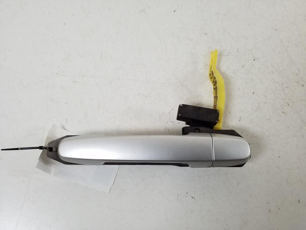 Galinių šoninių durų atidarymo rankenėlė išorinė ir jos detalės
