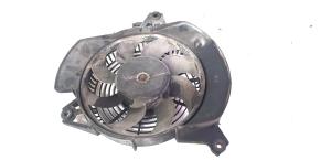 Aušinimo ventiliatorius ir jo detalės