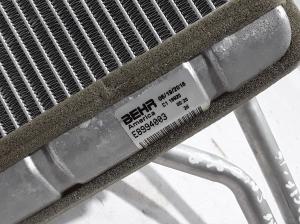 Salono pečiuko radiatorius