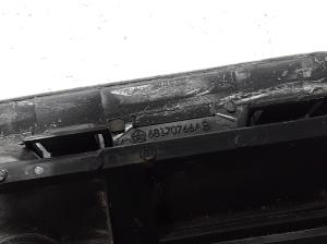 Galinio sparno ventiliacinės grotelės