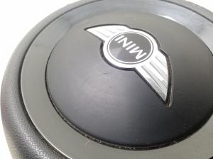 Oro pagalvė vairo
