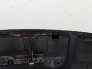 Engine hood
