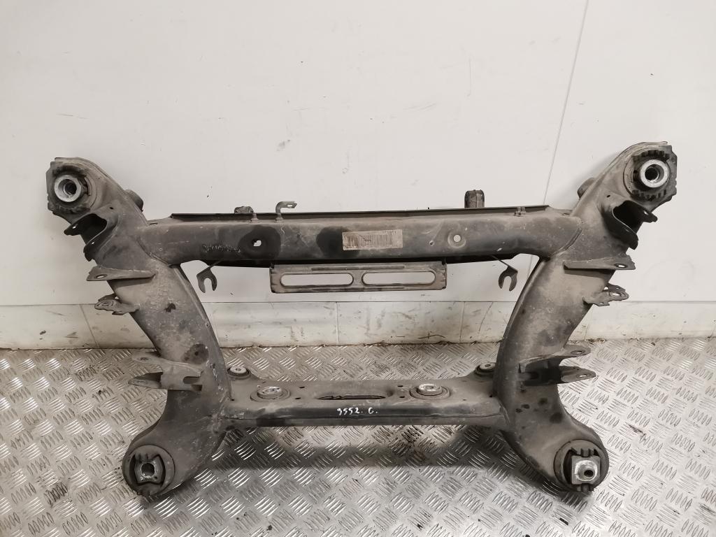 Rear axle beam