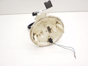 Fuel level gauge in the tank