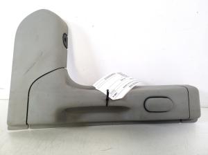 Sliding door inner opening handle