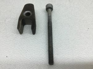 Fuel injector holder