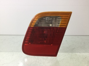Rear light on cover