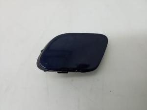 Front bumper hook cover