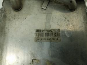 Intercooler radiator